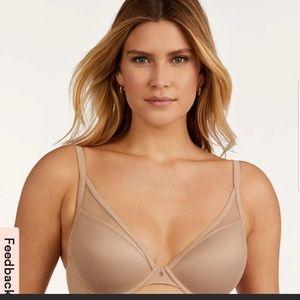 Rose 301/2 C Thirdlove bra